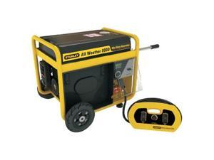 G8000S 8,000 Watt All Weather OHV Gas Powered Portable Generator w/ Electric Start & Removeable Control Panel