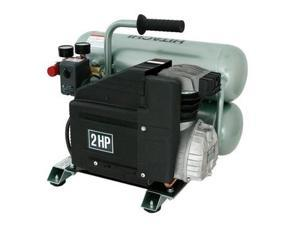 EC12 4 Gallon 1.5 HP Oil-Lubricated Twin Stack Air Compressor