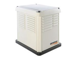 5837 Core Power 7kW 120/240 Volt Single Phase Air-Cooled Standby Generator with EZ Transfer Switch