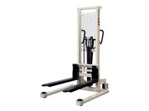 140531 48 in. x 40 in. 2,200 lb. Capacity JHS Series Hydraulic Stacker