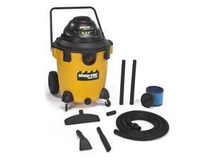 9626110 32 Gallon 6.5 Peak HP Right Stuff Wet/Dry Vacuum with Dolly