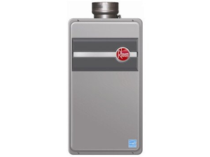 RTGH-84DVLP 8.4 GPM Direct Vent Tankless Low Nox Water Heater (LP)