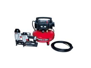 Factory-Reconditioned PCFP12656R Finish and Brad Nailer Combo Kit