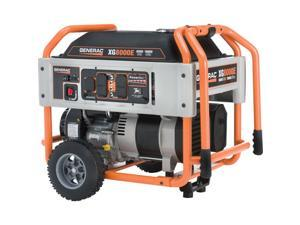 5846 XG8000E XG Series 8000 Watt Electric-Manual Start Portable Generator (CARB)