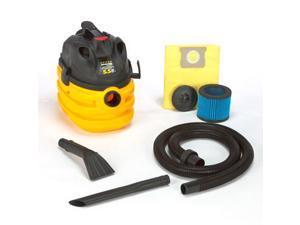 5872810 5 Gallon 5.5 Peak HP Right Stuff Portable Wet/Dry Vacuum