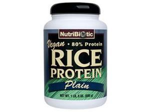 Nutribiotic Vegan Rice Protein