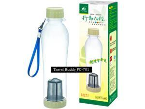 Travel Buddy Teapot (PC-701)-740ml Hot & Cold Dual Use Healthy Environmental Walk-cup