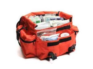 First Responder First Aid Kit Truama Bag Fully Stocked Great for Earthquakes, Tornado, or Natural Disaster