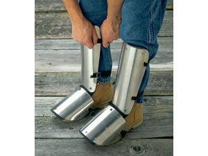 "Ellwood Safety Appliance 20"" Aluminum Shin-Instep Guard"
