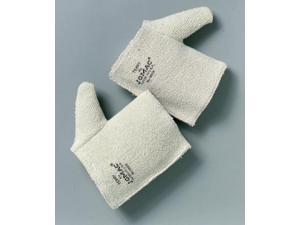 Wells Lamont White Jomac Extra Heavy Weight Terry Cloth Unlined Ambidextrous ...