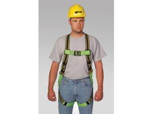 Miller Universal Green Python Full Body Harness