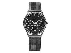 Skagen Womens Steel 347LMM Watch