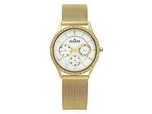 Skagen Womens Glitz 347LGG Watch