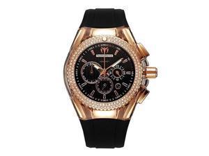 Technomarine Cruise Original Star Black Dial Chronograph Unisex Watch 110053
