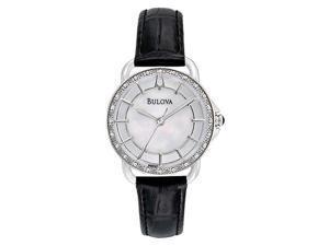 Bulova Diamonds Women's Quartz Watch 96R147