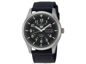 Seiko Mens Seiko 5 Automatic SNZG15 Watch