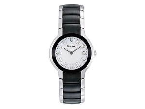 Bulova Diamonds Women's Quartz Watch 98P127