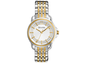 Bulova Unisex Dress 98L165 Watch
