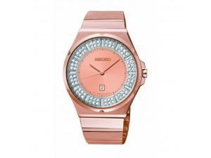 Seiko Womens Crystal SXDF74 Watch