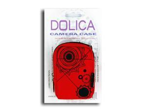 DOLICA SM-9000RE Digital Camera Case Red