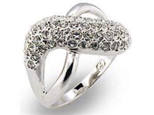 Elegant Women's Fashion Charming Crystal Stones Ring