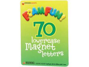 Dowling Magnets Fun Foam Magnets - Lowercase Letters