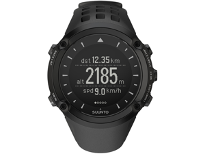 Suunto Ambit Black GPS Watch