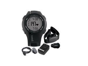 Garmin Forerunner 210 Club Bundle with Heart Rate Monitor
