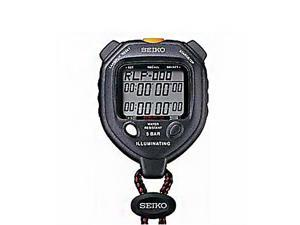 Seiko LED Light Display 100 Lap Memory Stopwatch S058