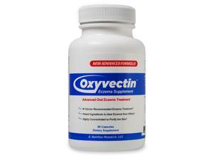 OXYVECTIN - Eczema Treatment - Supplement Natural Ingredients - Pills - Toxins