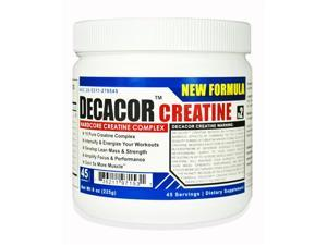 DECACOR - Creatine Complex - Intensify and Energize Your Workouts - Gain Muscle