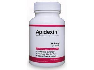 Apidexin - Diet Pill - Fat Burner - Appetite Suppresant - Irvingia Gabonensis, Cissus Quadrangularis, and other Fat Fighting ...