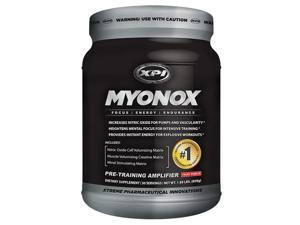 MYONOX - Pre Workout With Creatine and Nitric Oxide For Muscle Growth