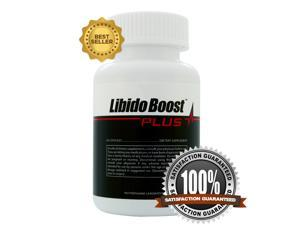 LIBIDO BOOST PLUS - Increase Male Sex Drive - Improve Sexual Performance - 4 men