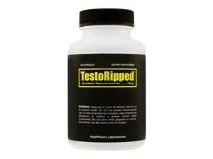 TESTORIPPED - NEW Formula! - BUILD MUSCLE - DIET 4 Men