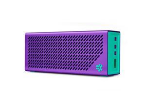 JLab Crasher - Portable Bluetooth Speaker - Miami Purple/Mint
