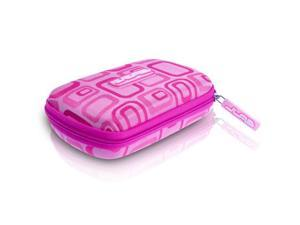 JLab - Samba Travel Case for Earbuds, iPods, iPhone, and Digital Cameras