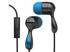 Black/Blue Headphones and Accessories