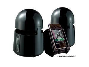BLK MiniBullet II TX 2 wireless Spkers