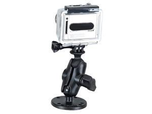 RAM Mount GoPro Hero Short Arm Flat Surface Mount