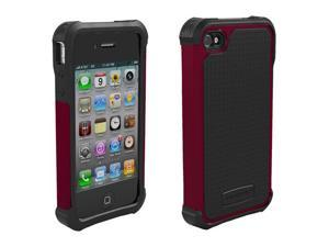 Ballistic SG Series f/Apple iPhone 4/4S - Plum/Charcoal