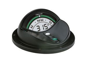 KVH Industries 01-0148 Azimuth 1000 Compass - Black