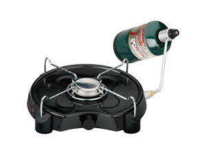 Coleman 2000004125 Low Profile 1 Burner Propane Camp Stove-ONE BURNER LP STOVE