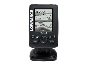 LOWRANCE MARK-4 COMBO BASE W/XDCR 83/200kHz