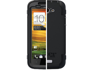OtterBox Black Solid HTC 1X Defender Case 77-19686