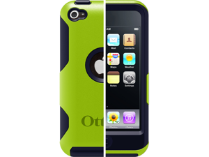 OtterBox Green Solid Commuter Case for iPod Touch 4th Generation 77-20237