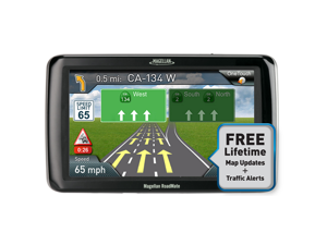Magellan RoadMate 2240T-LM w/Lifetime Maps & Lifetime Traffic