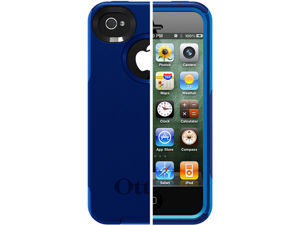 OtterBox Commuter Series f/iPhone 4/4S - Ocean/Night Blue