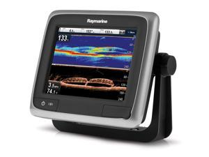 "Raymarine a68 Wi-Fi 5.7"" MFD Touchscreen w/CHIRP DownVision™ & CPT-100 - North American Gold Bundle"