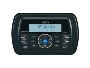 JENSEN JHD40BRT AM/FM/WB/USB Bluetooth Stereo - Black